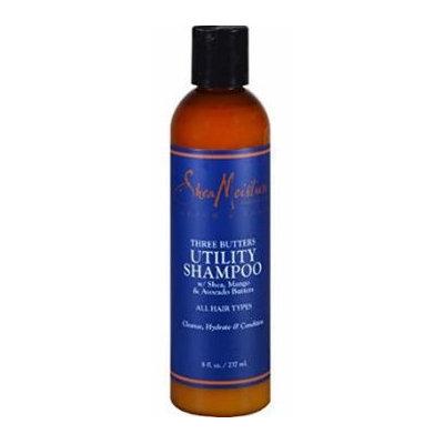 SheaMoisture Three Butters Utility Shampoo
