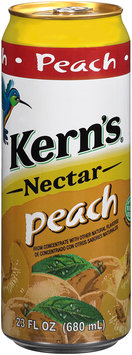 Kern's® Peach Nectar 23 fl. oz. Can