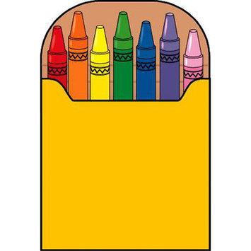 Shapes SE782 Mini Notepads Crayon Box