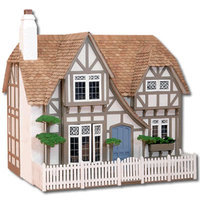 Greenleaf Doll Houses Greenleaf 8001 Glencroft Doll House Kit