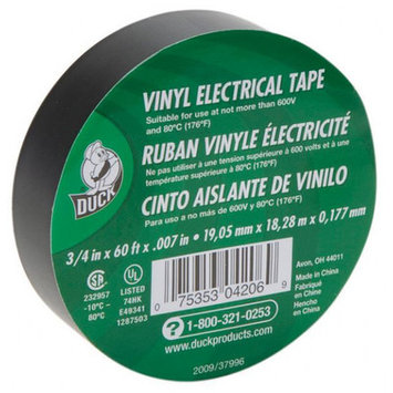 Duck Tape Low Lead Vinyl Electrical Tape
