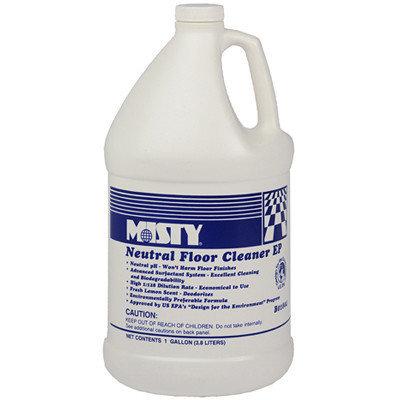 Misty Optimax Neutral Cleaner Lemon Scent