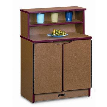 Sproutz 04071JC341 - Kinder-Kitchen Cupboard - Caramel Trim
