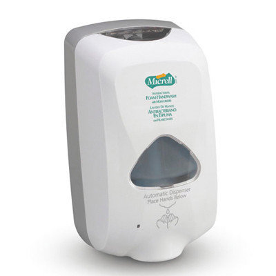 MICRELL 2750-12 Soap Dispenser,1200mL, Dove Gray