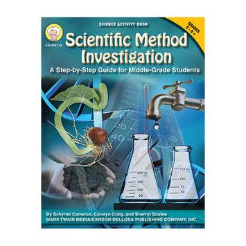 Carson-dellosa Publishing Scientific Method Investigations A