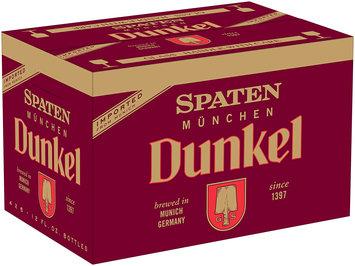 Spaten Dunkel Beer 4x6 12 fl oz Glass Bottles 24 Pk Box