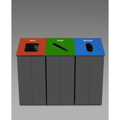 Magnuson Group Slope Waste Basket