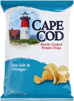Cape Cod® Kettle Cooked Sea Salt & Vinegar Potato Chips 2.5 oz. Bag