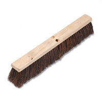PROLINE BRUSH 20124 Floor Brush Head 3 1/4 Natural Palmyra Fiber 24