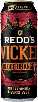 Redd's® Wicked Blood Orange Beer Can