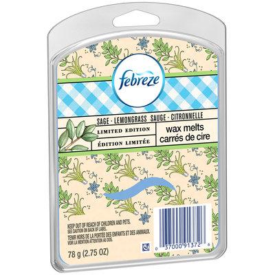 Febreze Sage Lemongrass Wax Melts Air Freshener 2.75 oz. Pack