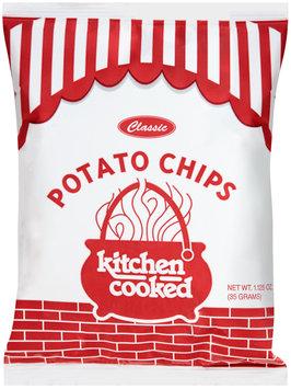 Kitchen Cooked Classic Potato Chips 1.125 oz. Bag