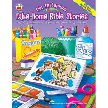 Carson-dellosa Publishing Take-home Bible Stories Old