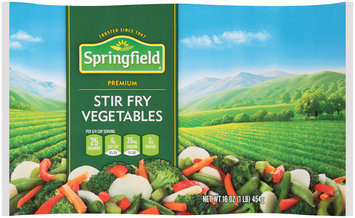 Springfield® Stir Fry Vegetables 16 oz. Bag