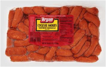 Bryan® Cocktail Smokies Smoked Sausage 28 oz. Pack