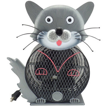 WBM HBM7003 Himalayan Breeze Decorative Fan Cat Medium
