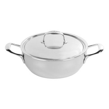 Demeyere Atlantis 3.5-Quart Dutch Oven with Lid