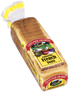 Cottage Hearth California French Toast Bread 32 Oz Bag