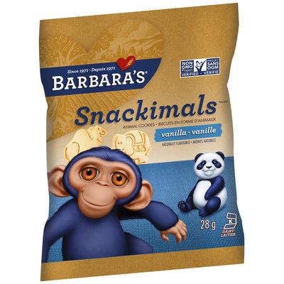 Barbara's® Snackimals™ Vanilla Cookies