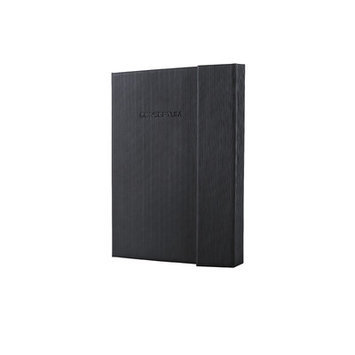 Sigel Conceptum Hard Cover Ruled Notebook with Magnetic Fastener A4