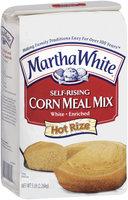 Martha White Self-Rising White Enriched W/Hot Rize Corn Meal Mix 5 Lb Bag