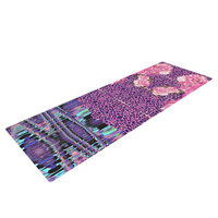 Kess Inhouse Lepparo by Nina May Yoga Mat
