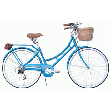 Xds Bikes Co. Women's Nadine 7-Speed Cruiser Bike Color: Teal