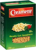 Creamette® Ready Cut Spaghetti 32 oz. Box