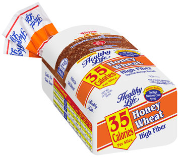 lewis® healthy life® honey wheat high fiber special recipe bread