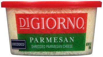 DiGiorno® Shredded Parmesan Cheese 5 oz. Tub