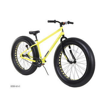 Dynacraft Krusher Fat Tire Mountain Bike