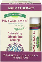 Nature's Truth® Aromatherapy Muscle Ease™ On The Go Roll-On Essential Oil Blend 0.33 fl. oz. Box