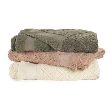Nine Space Trellis Towel Set