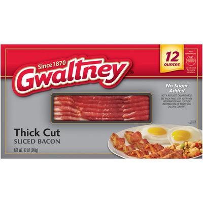 Gwaltney® Thick Cut Sliced Bacon