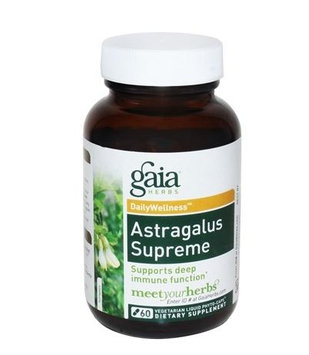 Gaia Herbs® Astragalus Supreme Liquid Phyto Capsules