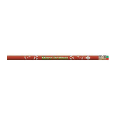 J.R. Moon Pencil Co. Pencils Merry Christmas From