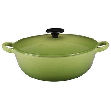 Le Creuset Soup Pot with Lid, 3-1/4 quart - PALM - Le Creuset Enameled Cast Iron