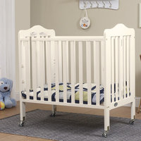 Orbelle Tina Three Level Mini Portable Crib