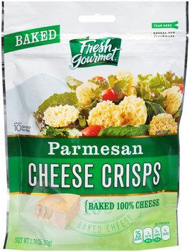 Fresh Gourmet® Baked Parmesan Cheese Crisps 1.76 oz.
