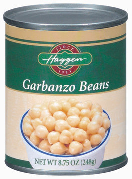 Haggen Garbanzo Beans 8.75 Oz Can