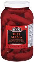 Reser's Fine Foods Hot Mama Sausage 72 Oz Plastic Jar