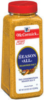 McCormick Seasoned Salt Season-All 35 Oz Shaker