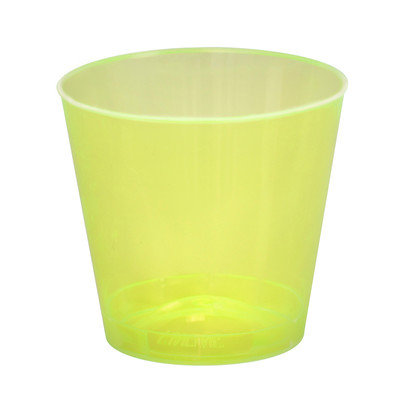 Fineline Settings, Inc Savvi Serve 1 oz. Shot Glass (2500 Pack) Finish: Yellow