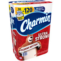 Ultra Strong Charmin Ultra Strong Toilet Paper 30 Mega Rolls