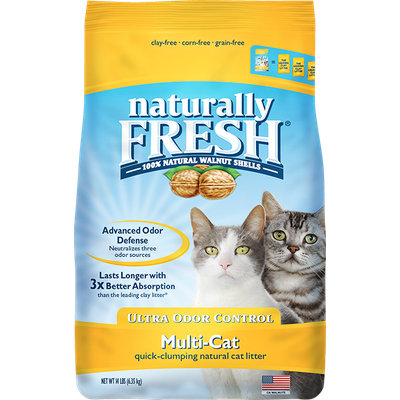 Naturally Fresh Ultra Odor Control Natural Cat Litter
