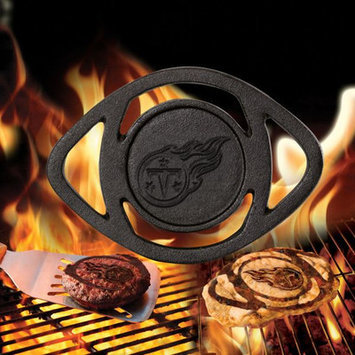 Pangea Brands Single NFL BBQ Branders (Set of 12) Team: Tennessee Titans