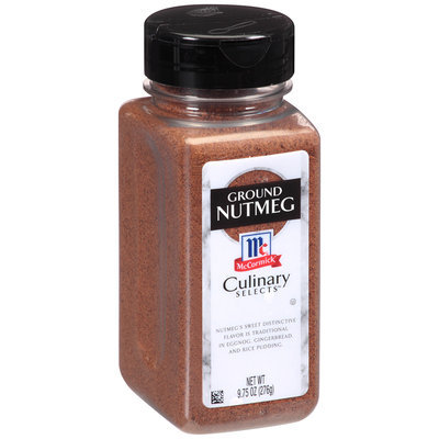 McCormick® Culinary Selects™ Ground Nutmeg 9.75 oz. Shaker
