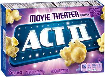 Act II® Movie Theater Butter Microwave Popcorn