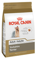 Royal Canin® Breed Health Nutrition Yorkshire Terrier Adult Dry Dog Food 2.5 lb. Bag
