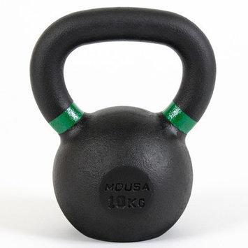 Muscledriverusa MDUSA V4 Kg Series Kettlebell 10-kilogram